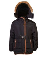 LotMart Girls Padded Winter Jacket CLH-1509 in