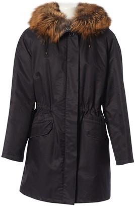 Army Black Fox Coats
