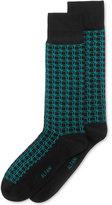 Alfani Men's Box-Grid Socks, Created for Macy's