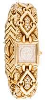 Bvlgari Trika Diamond Watch