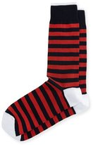 Neiman Marcus Rugby Striped Socks