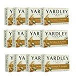 Yardley London Soap Bath Bar, Oatmeal & Almond, 4.25 Oz /120 G (Pack of 12)