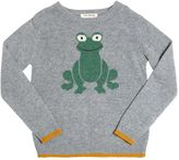 Nice Things Frog Wool Blend Sweater