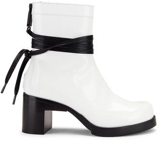 Alyx Bowie Boots in White | FWRD
