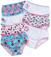 Nickelodeon 7 Pair Brief Panty Girls