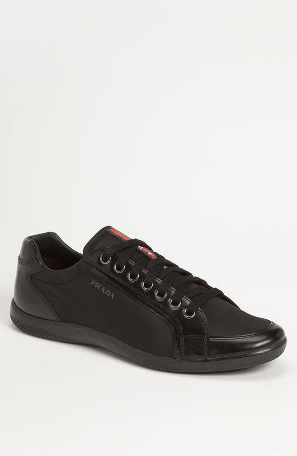 Prada Low Profile Sneaker