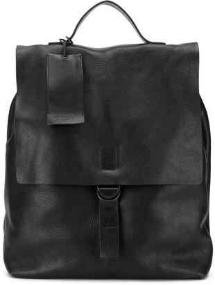 Marsèll logo embossed backpack