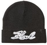 Karl Lagerfeld Knit Hat