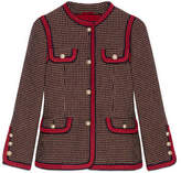 Gucci Wool polka dot jacket