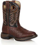 Durango Lil Boys' 8-in. Saddle Western Boots