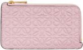 Loewe Pink Anagram Card Holder