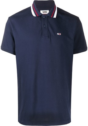 Tommy Jeans Short Sleeve Polo Shirt