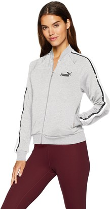 Puma Women's Tape FZ Jacket TR Sweater
