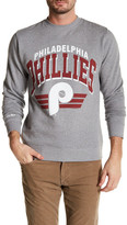 Mitchell & Ness MLB Phillies Crew Neck Pullover