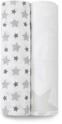 Aden Anais aden + anais Classic Swaddle 2-Pack Twinkle