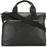 Emporio Armani laptop bag - men - Calf Leather - One Size