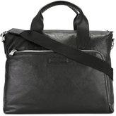 Emporio Armani laptop bag - men - Calf Leather - One Size