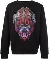 Marcelo Burlon County of Milan gorilla print sweatshirt - men - Cotton - XS