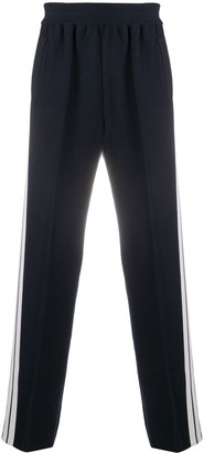 Palm Angels Side-Stripe Track Pants