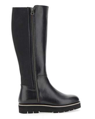 Simply Be Keri Boots Wide Fit Standard Calf