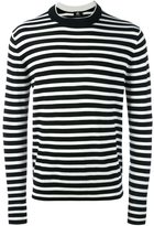 Paul Smith striped crew neck jumper