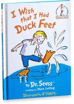 Book Wish Duck Feet