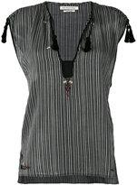 Etoile Isabel Marant Judith tank top - women - Cotton/Polyester - 38