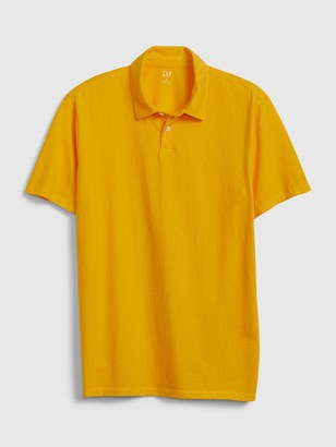 Gap Vintage Soft Polo Shirt Shirt