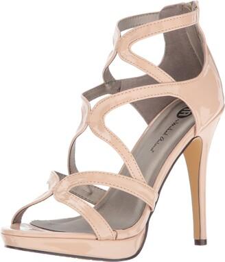 Michael Antonio Women's Riot-pat Dress Sandal