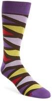 Bugatchi Hidden Twilight Socks
