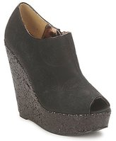 Iron Fist MANSLAYER WEDGE BOOTIE Black