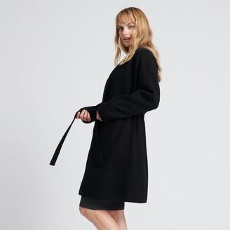 Naadam Oversized Wool Coat