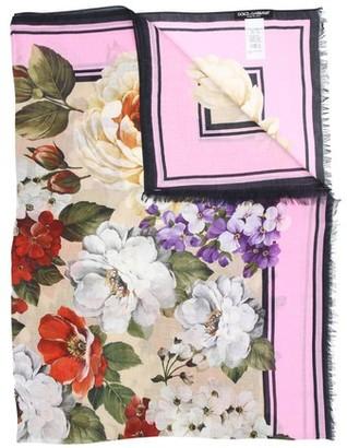 Dolce & Gabbana Flowers scarf