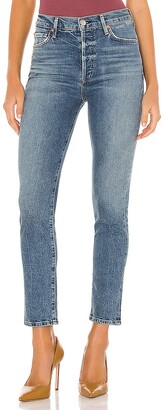 Citizens of Humanity Olivia Ankle High Rise Slim