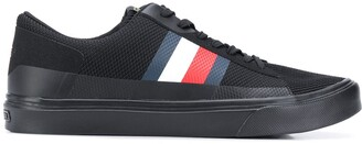 Tommy Hilfiger Colour-Block Mesh Sneakers