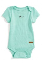 Infant Girl's Robeez A Sea Of Love - Love Makes A Family Bodysuit