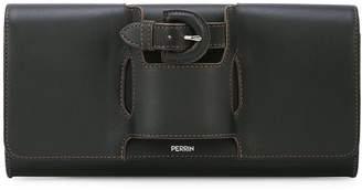 Perrin Paris La Boucle biker glove clutch