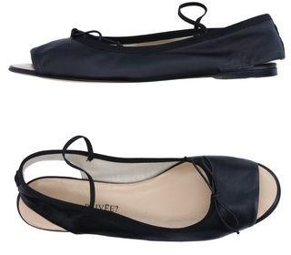 Collection Privée? Collection Privēe? Sandals
