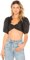 Alice McCall Praise You Cropped Top