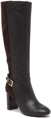 Bandolino Bilya Block Heel Knee-High Boot