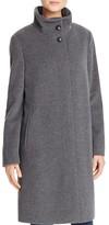Basler High Neck A-Line Coat