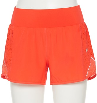 Women's FILA SPORT Mesh Woven Shorts