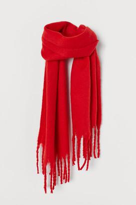 H&M Brushed-finish scarf