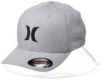 Hurley Men's Black Textures Hat