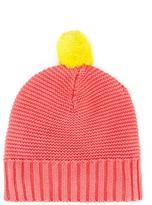 Stella McCartney 'Ferret' pompom hat