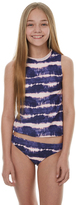 Billabong Kids Girls Driftlines Tankini Blue