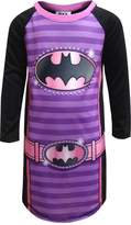 AME Sleepwear DC Comics Batgirl Logo Nightgown for girls