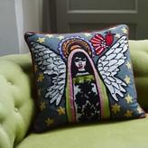 Graham and Green Angel Cushion