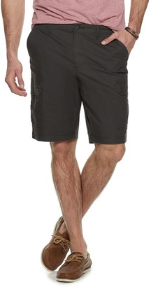 Sonoma Goods For Life Big & Tall Canvas Cargo Shorts