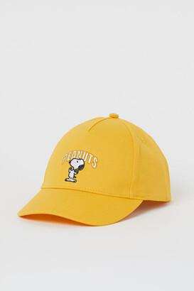 H&M Appliqued cap